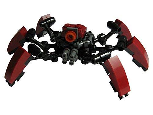LM-432A Crab Droid custom design Star Wars Figur gefertigt aus Lego & custom (Star Lego Wars Customs)