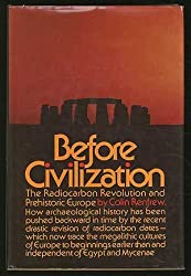 Before Civilization. The Radiocarbon Revolution and Prehistoric Europe