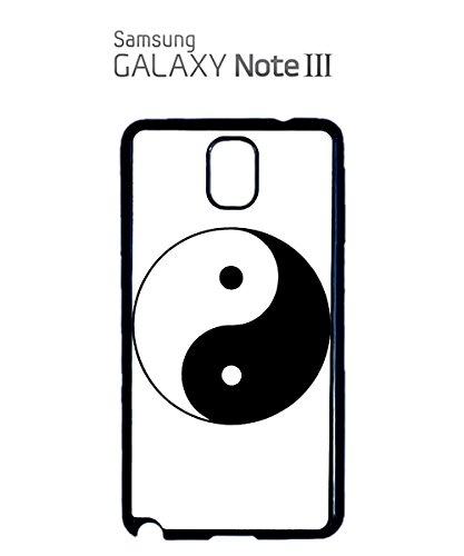 Balance Symbol Japanese Chinese Black And White Mobile Phone Case Samsung Galaxy S3 Black Noir