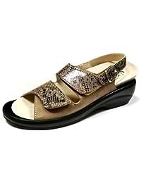 Amazon.it  ciabatte - DAVEMA   Pantofole   Scarpe da donna  Scarpe e ... 1a8aaa29d0a