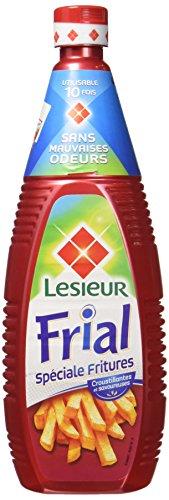 Frial Mélange d'Huiles 1000 ml - Lot de 4