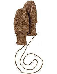 Disana Walk - Guantes de lana con cordones, de lana de origen biológico controlado
