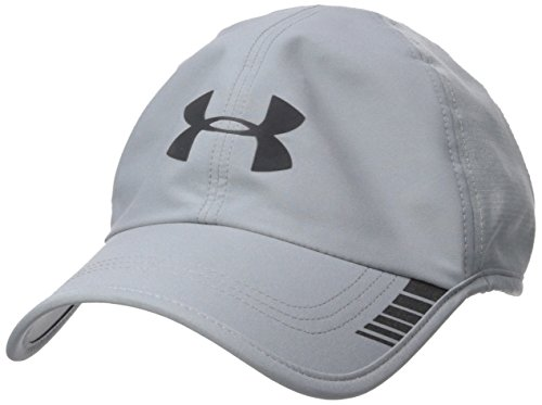 Under Armour Herren Men's Launch AV Cap Kappe, Steel Black (035), OSFA