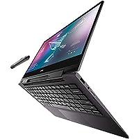 "Dell Inspiron 13-7391 Ordinateur Portable Tactile Convertible 13"" Full HD Black (Intel Core i5, 8GB LPDDR3, 512 GB SSD, Intel UHD Graphics 600 series, Windows 10 Home) Clavier AZERTY Français"
