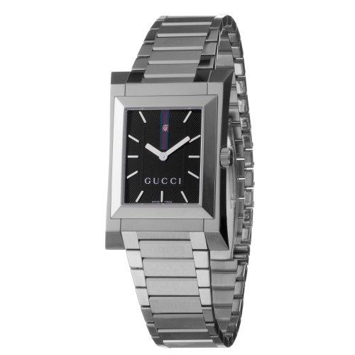Gucci Men's 111M Watch YA111303 Stainless Steel