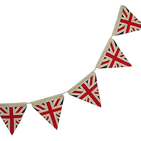 Powell Craft Union Jack Bunting by Powell Craft