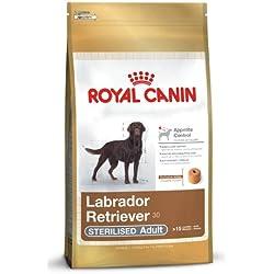Royal Canin - Royal Canin Maxi Breed Labrador Retriever Sterilised Adult Contenances : 12 kg