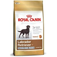Royal Canin Hundefutter Labrador Retriever Sterilised, 12 kg, 1er Pack (1 x 12 kg)