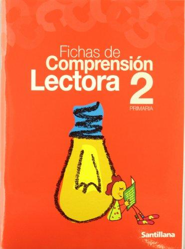 FICHAS COMPRENSION LECTORA 2 PRIMARIA - 9788429485417 por Vv.Aa.