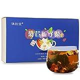 Gesundheitswesen Kombination Tee Chicorée Gardenia Pueraria Lobata Tee Handgemachte Natürliche Kräutertee Unabhängige Tasche Verpackt