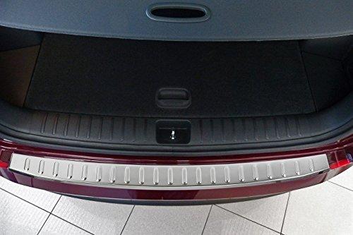 Protezione Paraurti Con Piega Per Hyundai Tucson II anno 2015-