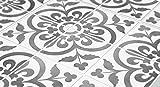 MoonStickers Fliesenaufkleber Decals - Packung mit 10 Fliesenaufkleber - 10 Einzelne Fliesen - Fliesenaufkleber (20 x 20 cm, Portuguese Encaustic Fliesenaufkleber)