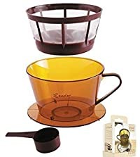 KitchenCraft Kitchen Craft Le'Xpress Coffee Filter & Measuring Spoon- boxed