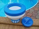Chlordosierer Pool groß für alle Tabletten bis 200g CHLOR DOSIERER CHLORTABLETTEN