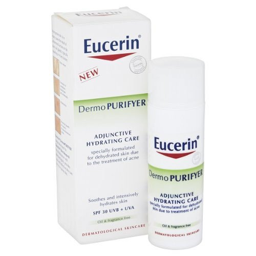 Eucerin DermoPurifyer Crema Idratante Calmante giorno 50ml