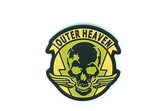 Extérieur Heaven Metal Gear Solid PVC Airsoft Patch
