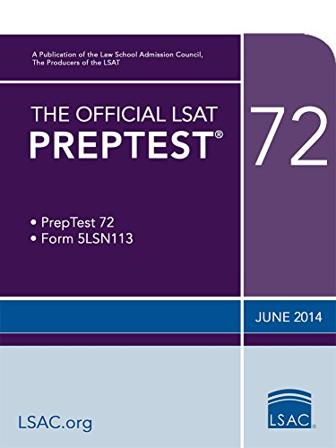the official lsat prep test Official lsat—india tm free preptests students can download four sample tests - these include the actual 2009 lsat—india tm , the actual 2010 lsat—india tm , and the actual 2012 lsat—india tm , along with descriptions of the question types, scoring, etc.
