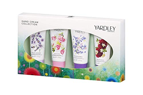 Yardley London Handcreme-Kollektion, 4 Stück -