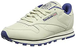 Reebok Mens Adults 49800 Gymnastics Beige (Ecru/Navy) 14 UK