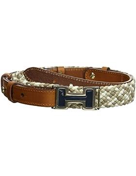 Tommy Hilfiger Damen Gürtel H Braided Belt