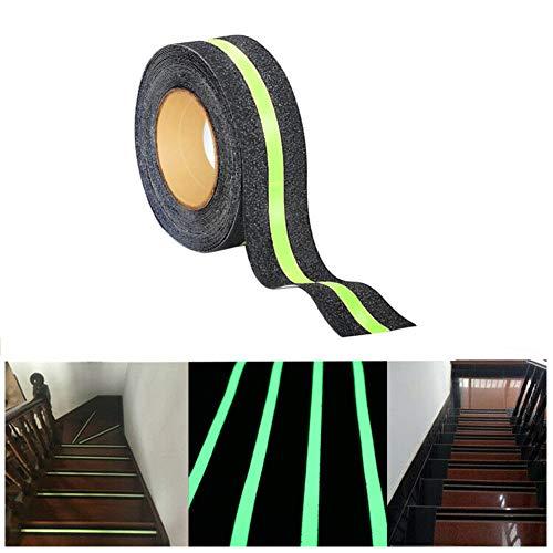 FGHT Anti-Sicherheits-Trittstufen-Treppen Slip Tape-No Skid Grip Aufkleber-Selbstklebende Track Tape