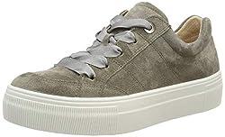 Legero Damen Lima Sneaker, Grau (Flint (Grey) 76), 39 EU
