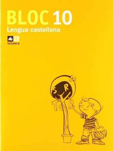 Bloc Lengua castellana 10 - 9788441215962