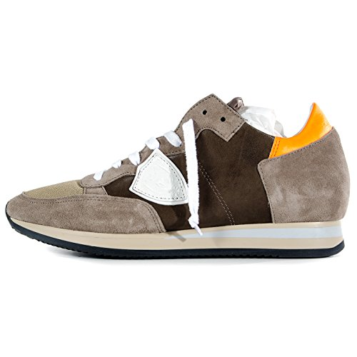 PHILIPPE MODEL TROPEZ SNEAKERS UOMO (43, WL34)