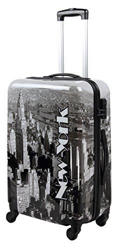 ABS-Koffer-New-York-Nowa-Gre-XL-ABS-Hartschale-Reisekoffer-Trolley-Case-Fa-Bowatex