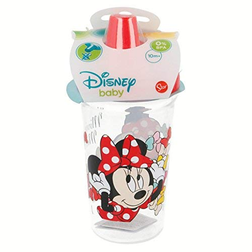 Minnie mouse st-45387 Vase Toddler Easy 295 ml couleur Bows '