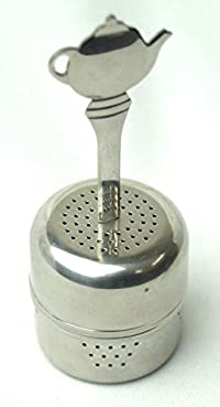 Budwhite Tea Infuser -Kettle grip - Stainless Steel grade 304, Highly corrosion resistant