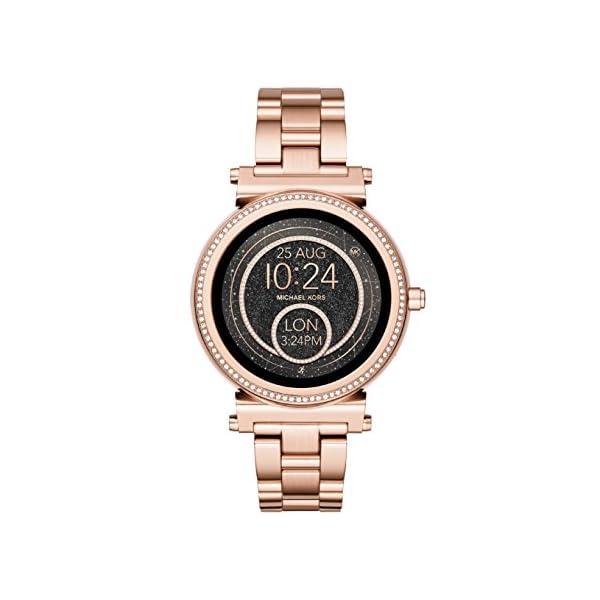 Michael Kors Womens Smartwatch Sofie MKT5022