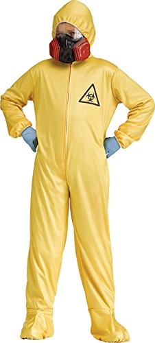 Hazmat Suit Kids Costume (Medium) by Fun - Breaking Bad Meth Kostüm