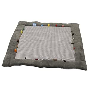 snooze baby tapis de jeu bio hippo grey b b s pu riculture. Black Bedroom Furniture Sets. Home Design Ideas