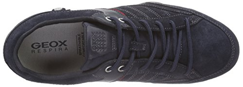 Geox Uomo Snake E, Sneakers basses homme Bleu (C4002)