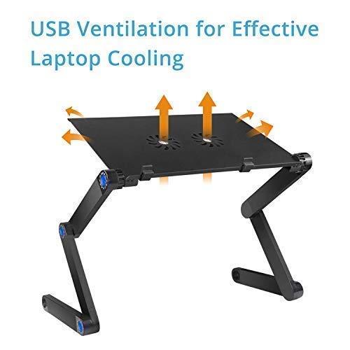 Zoom IMG-1 victorem tavolo laptop pieghevole supporto