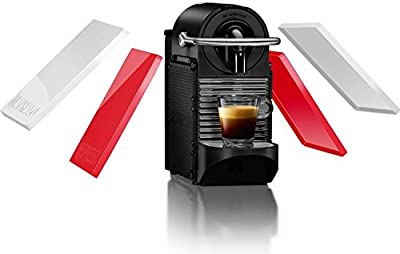 Nespresso Pixie - Cafetera monodosis