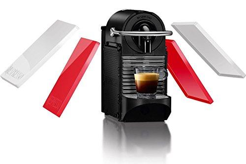 Nespresso De'Longhi Pixie Clips EN126 - Cafetera...