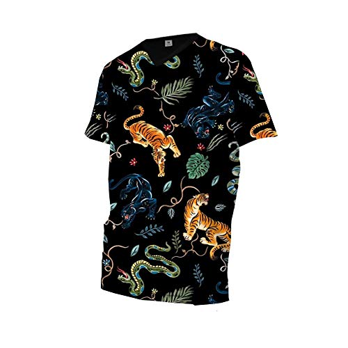 Uglyfrog Bike Wear Atmungsaktiv Trendy Herren Downhill/MTB Jersey Mountain Bike Shirt Fahrradtrikot Kurzarm Freeride BMX Top MF08