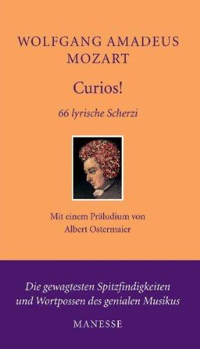 Preisvergleich Produktbild Curios!: 66 lyrische Scherzi