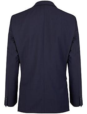 Daniel Hechter Herren Moderner City-Anzug