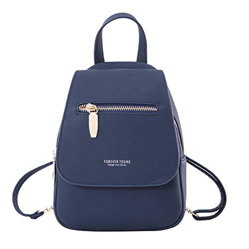 2019 Damen Bote Tasche Mini Tasche Multifunktion Rucksack Mode Schulter Tasche Backpack Schultasche, Schultasche Damen Groß FüR Schule