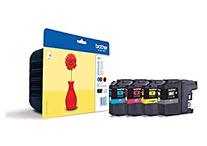 Brother LC121 Ink Cartridge (Value Pack)