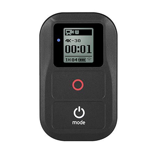 1. ¿Cómo emparejar con GoPro Hero 7 negro? Re: es muy fácil en realidad. Aquí está el video muestra: https://youtu.be/NUFpdoVRs4k Compra un mando a distancia para tu cámara GOPRO favorita. Es realmente muy práctico y práctico. Cómo emparejar con GoPr...