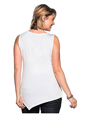 Joe Browns Femmes Top Grandes tailles Blanc