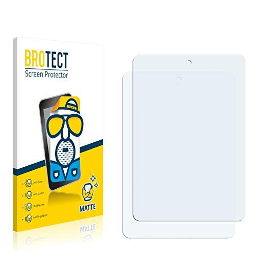 BROTECT Schutzfolie Matt für Haier HaierPad Mini 781 [2er Pack] - Anti-Reflex