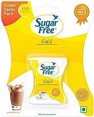 Sugarfree Gold Low Calorie Sweetner - 500 Pellets