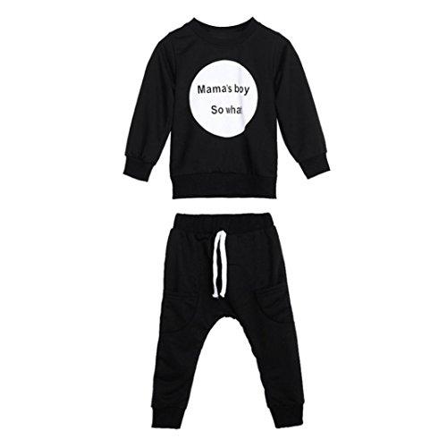 Bekleidung Longra Kleinkind Baby Jungen Outfit...