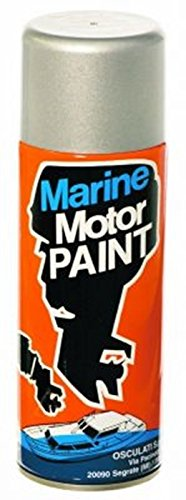 Marine Motor Paint Antifoulingspray transparent 400ml