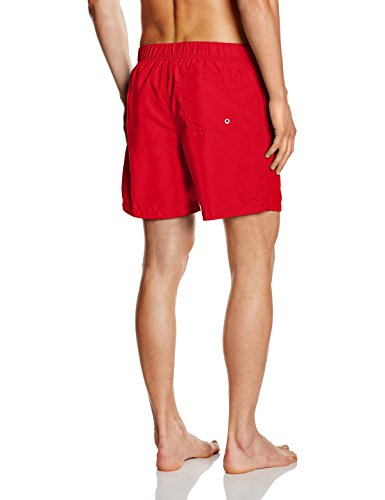 Miami Beach Swimwear Dylan, Short Homme Rouge (chinese red 304)